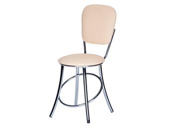 стулья для кухни на металлокаркасе